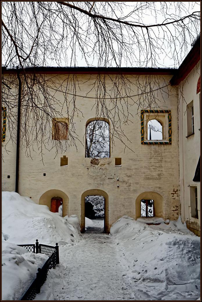 Ярославль, горицы, ферапонтово, кириллов, вологда (2016)